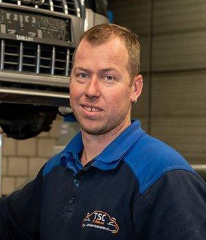 Automonteur Aart Jan Middelkoop
