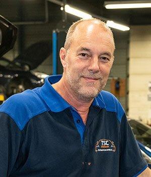 Autotechnicus Gert de Jong