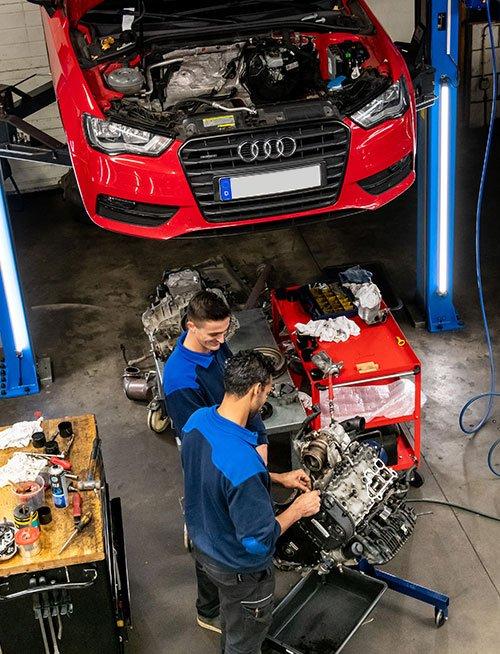Allround automonteur fulltime werken bij TSC