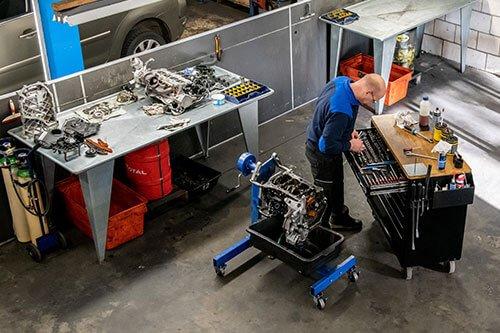 Allround automonteur fulltime werkzaamheden