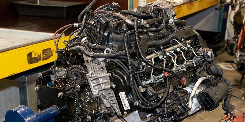 Oplossing overgeslagen of gebroken distributieketting BMW