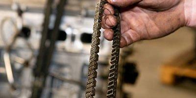 Overgeslagen of gebroken distributieketting THP motor Peugeot